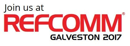 Visit TDS at booth #36 at RefComm Galveston 2017